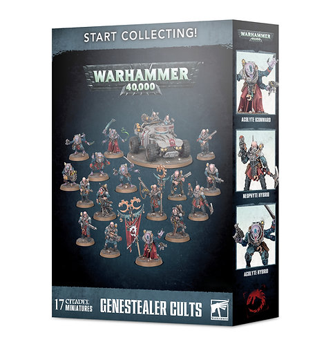 Start Collecting! Genestealer Cults Collection