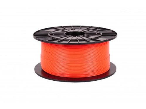 Filament 1,75 PLA - fluorescenční oranžová 1 kg