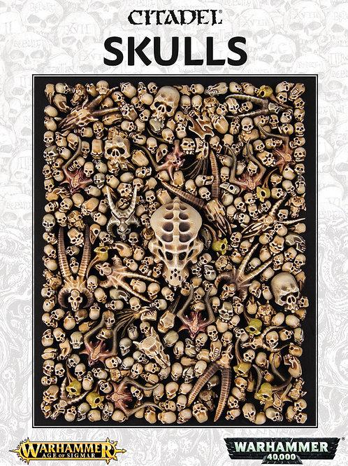 Skulls - lebky