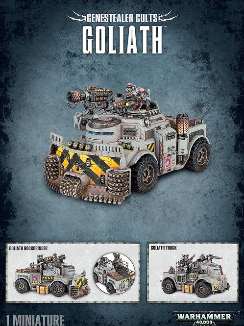 Goliath Rockgrinder