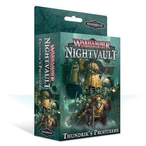 Whu: Thundrik'S Profiteers (English)