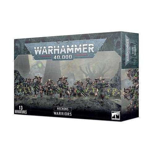 Necrons Warriors