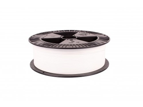 Filament 1,75 PLA - bílá 2 kg