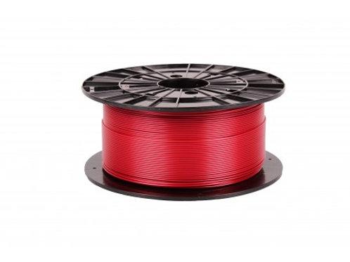 Filament 1,75 PLA - perlová červená 1 kg