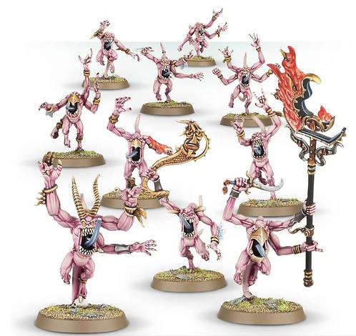 Horrors of Tzeentch Pink