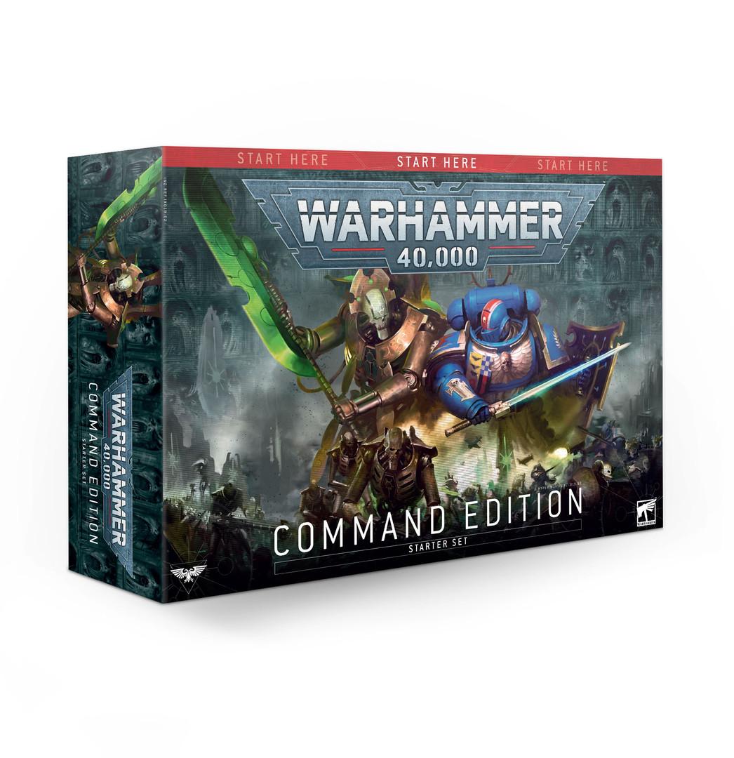 Warhammer 40,000 Command Edition 40-05