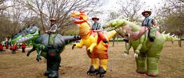 הדינוזאורים