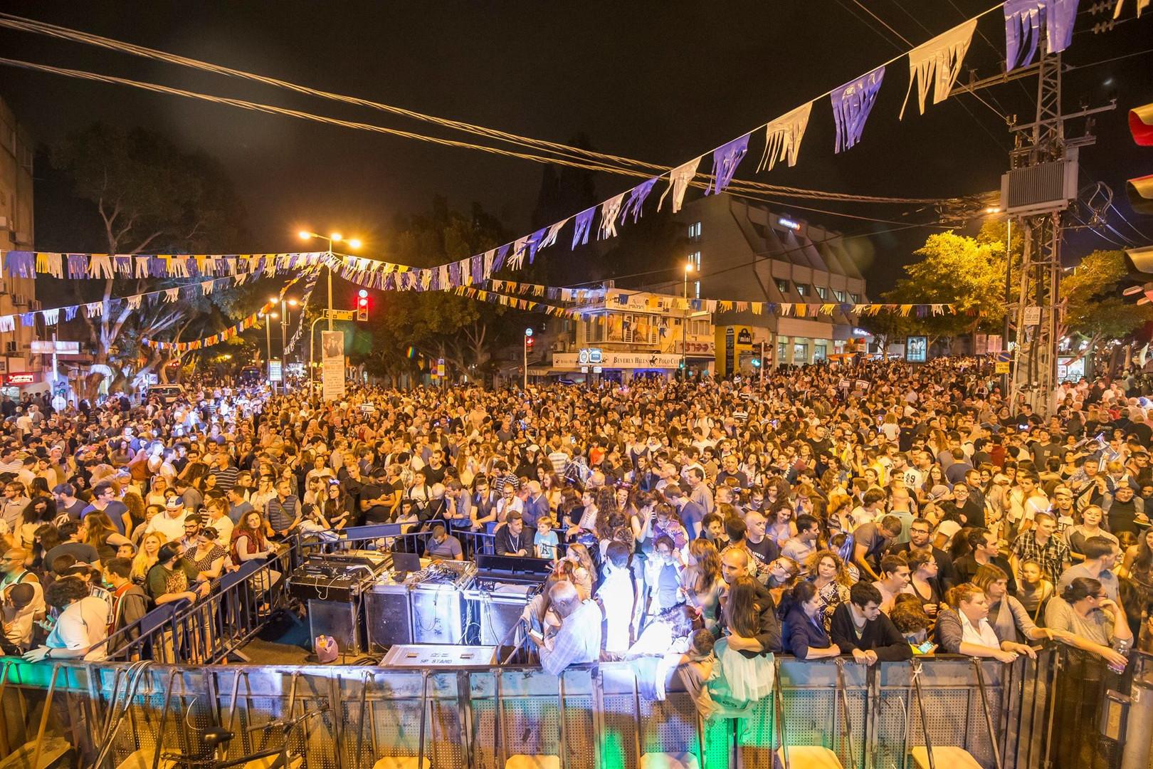 עצמאות 2017 - כפר-סבא
