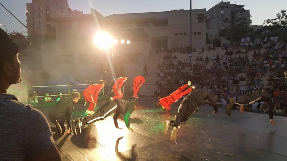 פסטיבל תרבות רחוב הבינלאומי במודיעין