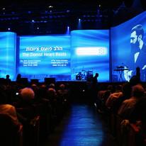 אירוע הפתיחה של הקונגרס הציוני, ירושלים