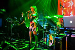 Electropop from London, uk. Featuring the amazing vocals of Ema Walter and longstanding musical partner and co writer Tony Blue.