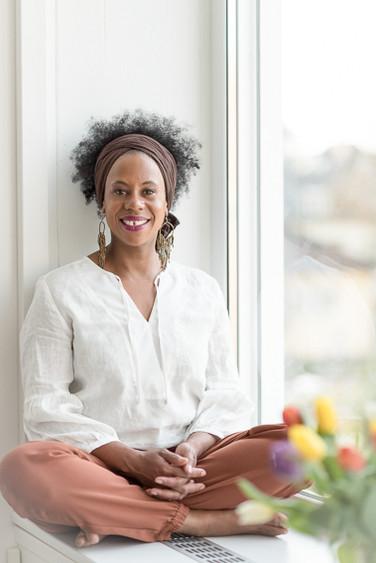 Sandra Guerini Inhaberin von Atelier Stille Welt