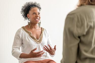 Atemtherapie, die Geburtsvorbereitungsmethode mit Sandra Guerini
