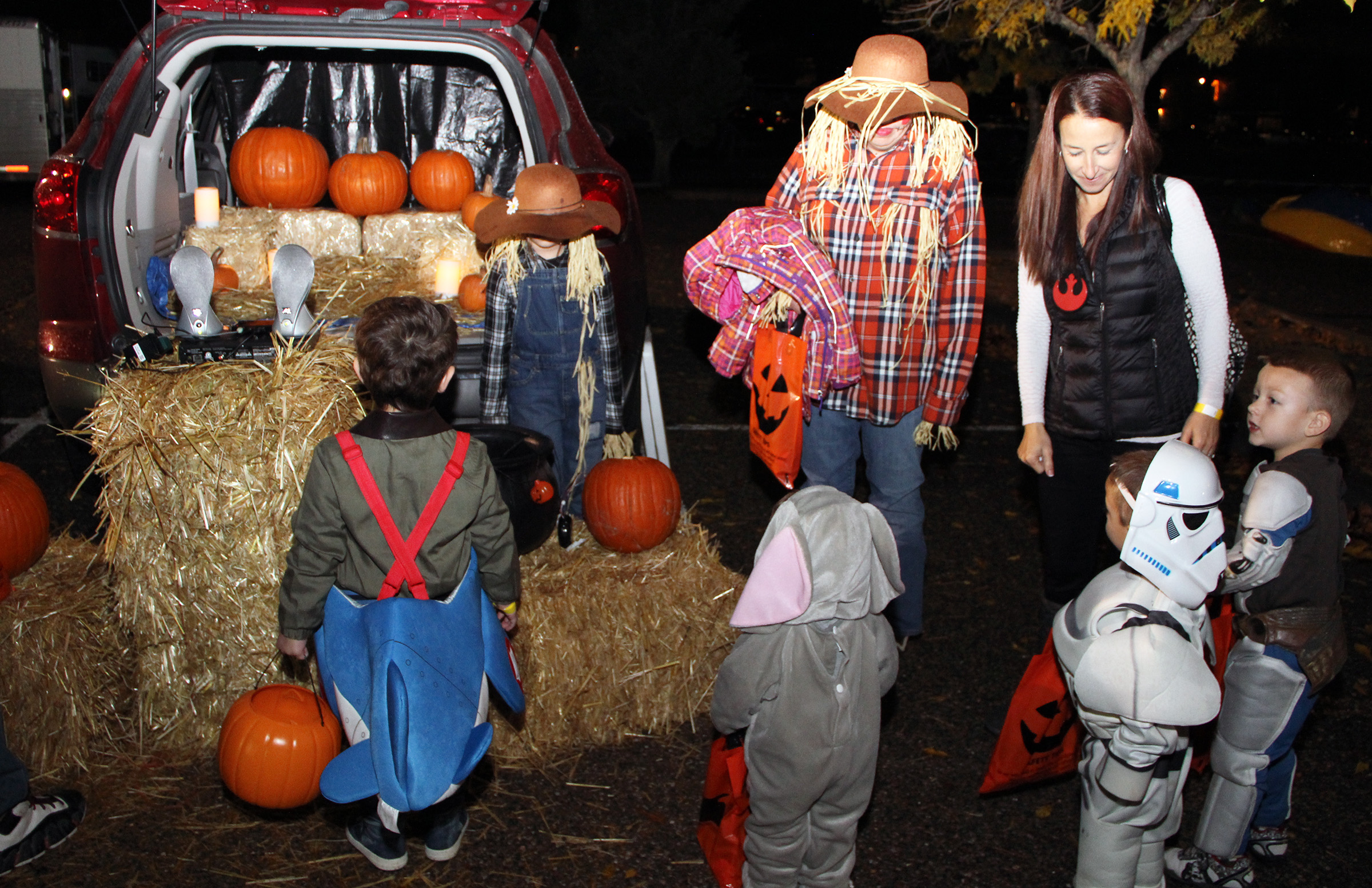 Trunk or Treat 2015