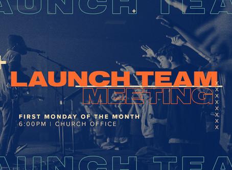 Help launch the instrumental worship
