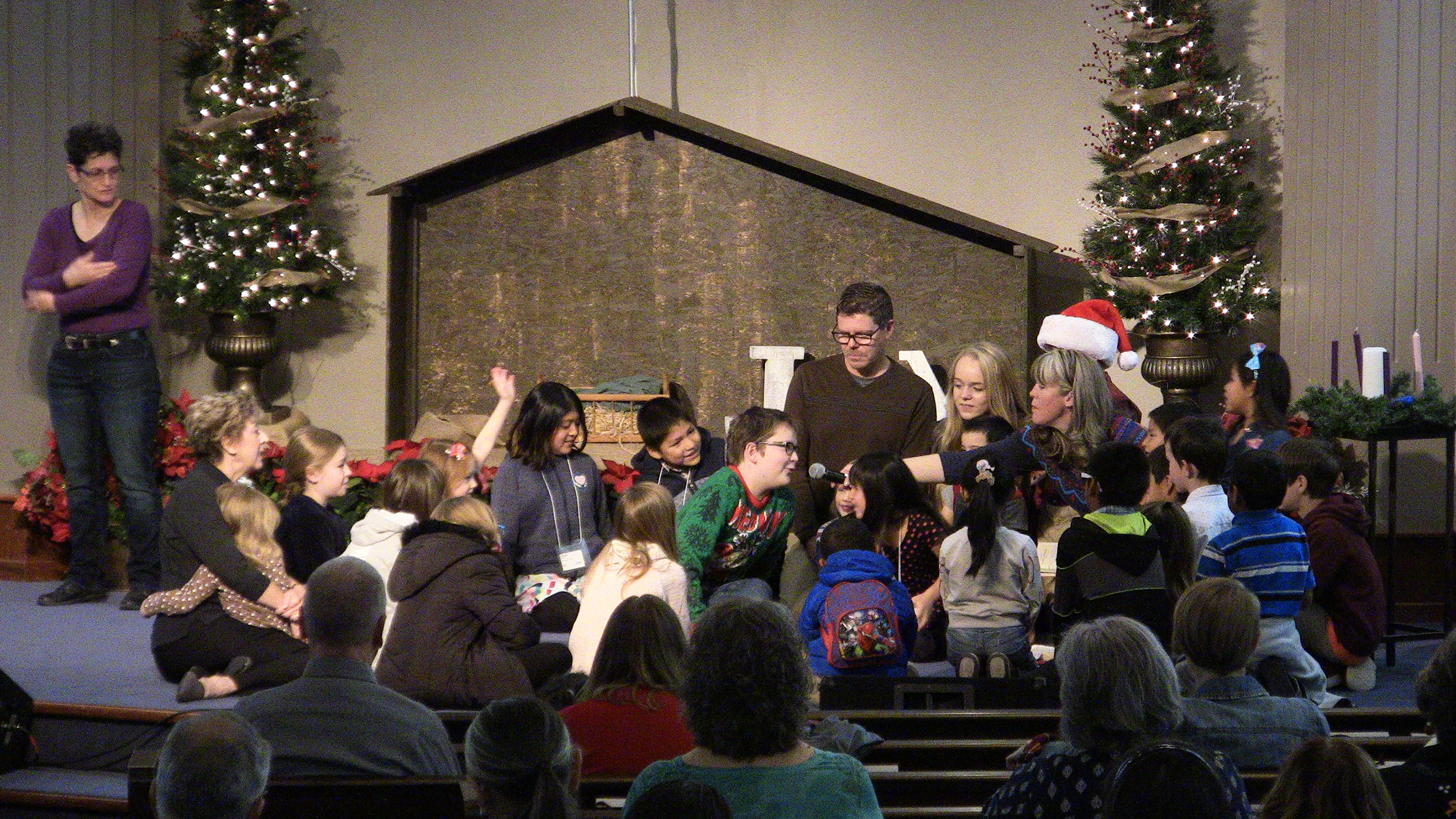 3rd Children's Advent Sunday - Joy