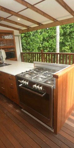 Jerrapark offers modern kitchen facilities that makes it an ideal venue for retreats, corporate and private events in the northern rivers