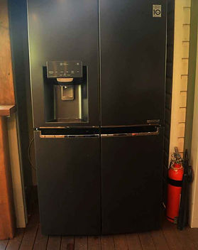 Fridge and freezers will sore all your food during your stay at Jerrapark Hideaway