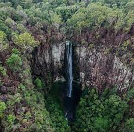Tuntable falls are part of the closest villages around Jerrapark.