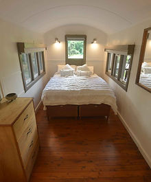Jerrapark bedrooms celebrate main stations for a unique journey in the Rainbow Region of NSW