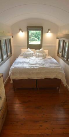 Jerrapark's Pine North Bedroom iclose to Nimbin