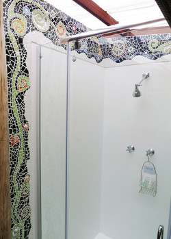 Your one of a kind shower