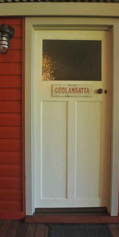 Jerrapark Coolangatta Station Couchette Carriage
