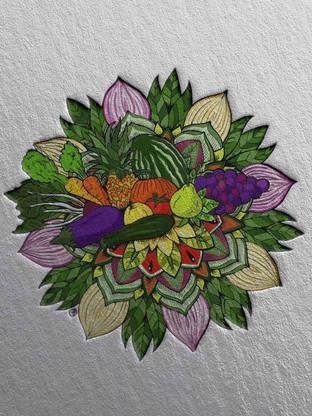 Colored Nimbin Organic Coop logo