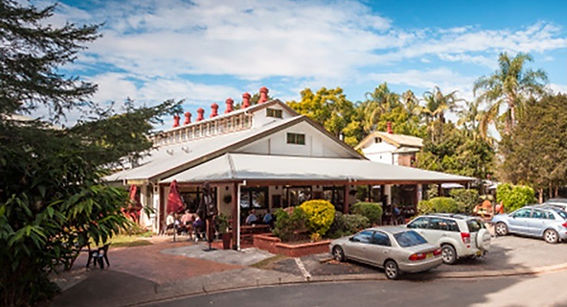 Uki is located 20min from Jerrapark. A lovely heritage village with interesting market.