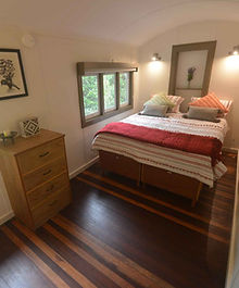 Jerrapark bedrooms celebrate main stations for a unique journey in the Byron Hinterland during your event