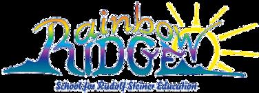 logo Rainbow Ridge Steiner School-sponso