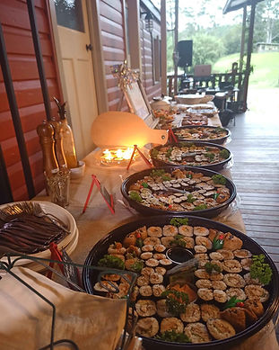 Jerrapark extra catering services for your event