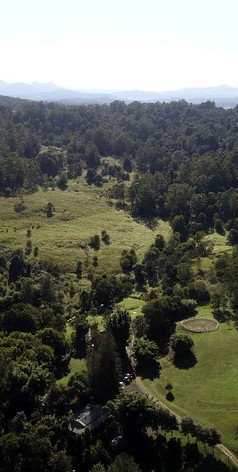 Jerrapark Hideaway is nestled in Byron Hinterland and allows guests to experience the Rainbow Region