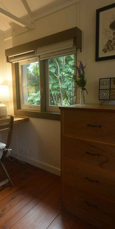 Jerrapark s bedrooms are all equipped with cupboard and  study area
