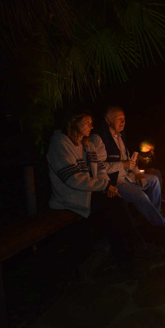 A glass of Wine or Marshmallows under the stars at Jerrapark Hideaway