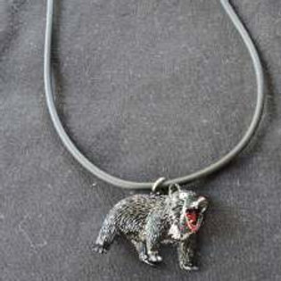 Tasmanian Devil Choker necklace