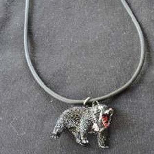 Tasmanian Devil Choker necklace