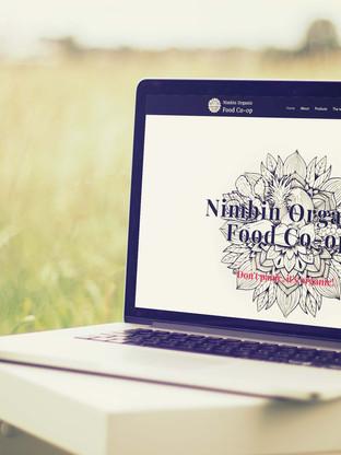Nimbin Organic Food Coop Website