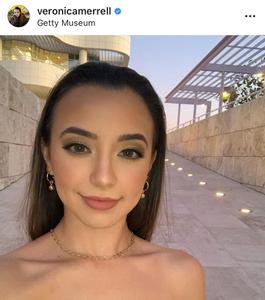 Veronica Merrell Makeup Inspo