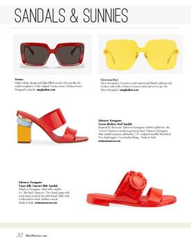 Sandals & Sunnies / A-list Nation