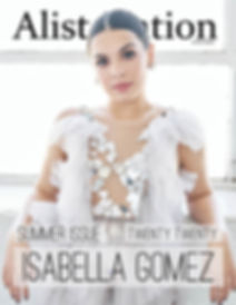Isabella Gomez for Alist Nation
