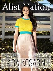 Kira Kosarin for Alist Nation