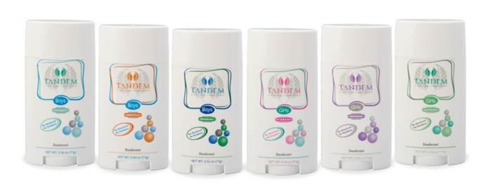 Tandem Natural Deodorant