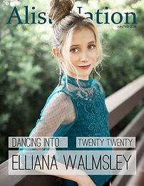 Jan Feb 2020 Alist Nation Elliana Walmsl