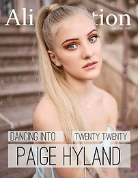 Jan Feb 2020 Alist Nation Paige Hyland