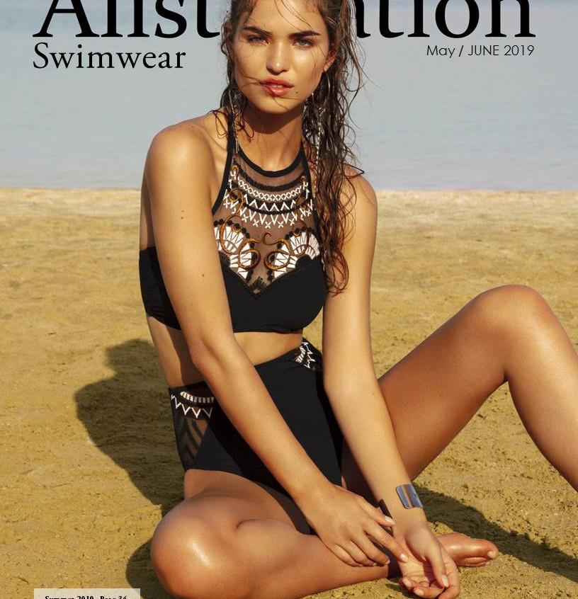 A-list Nation Summer 19 Swimwear Favorites - Gottex Black Two Piece