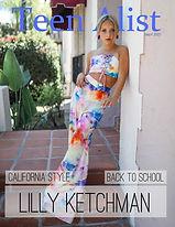 Lilly Ketchman for Teen Alist