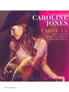 Caroline Jones for Alist Nation