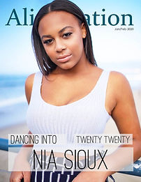 Jan Feb 2020 Alist Nation Nia Sioux