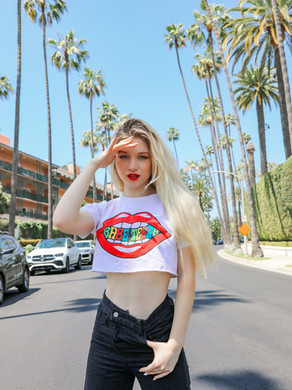 Charli Elise for Teen A-list Magazine